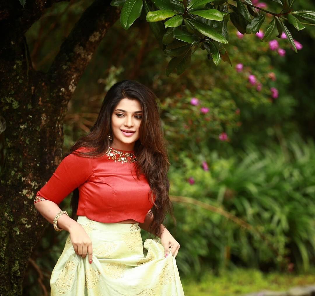 Aathmika Latest Hot Images