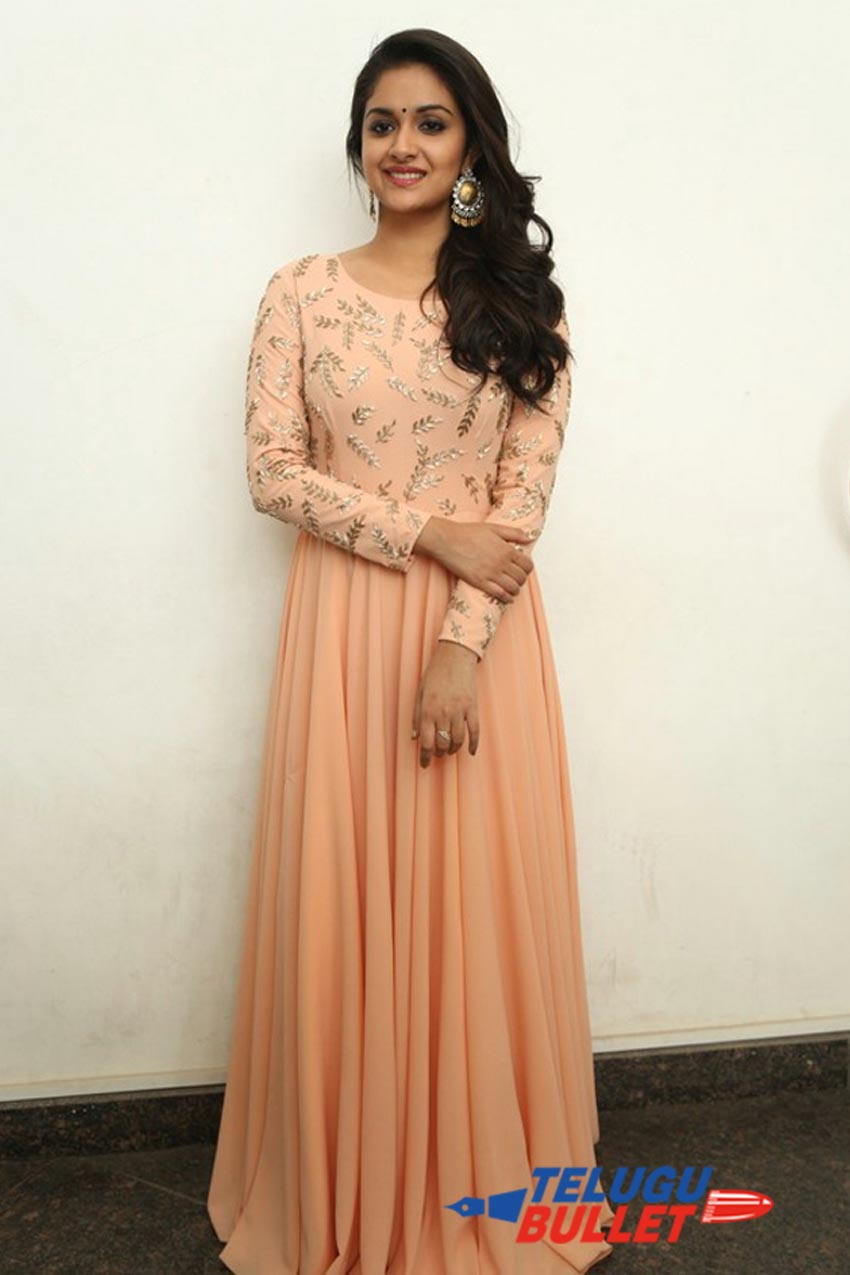 Actress Keerthy Suresh Latest Photos