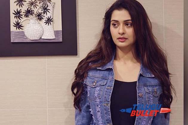 Actress Payal Rajput Insta Pics2