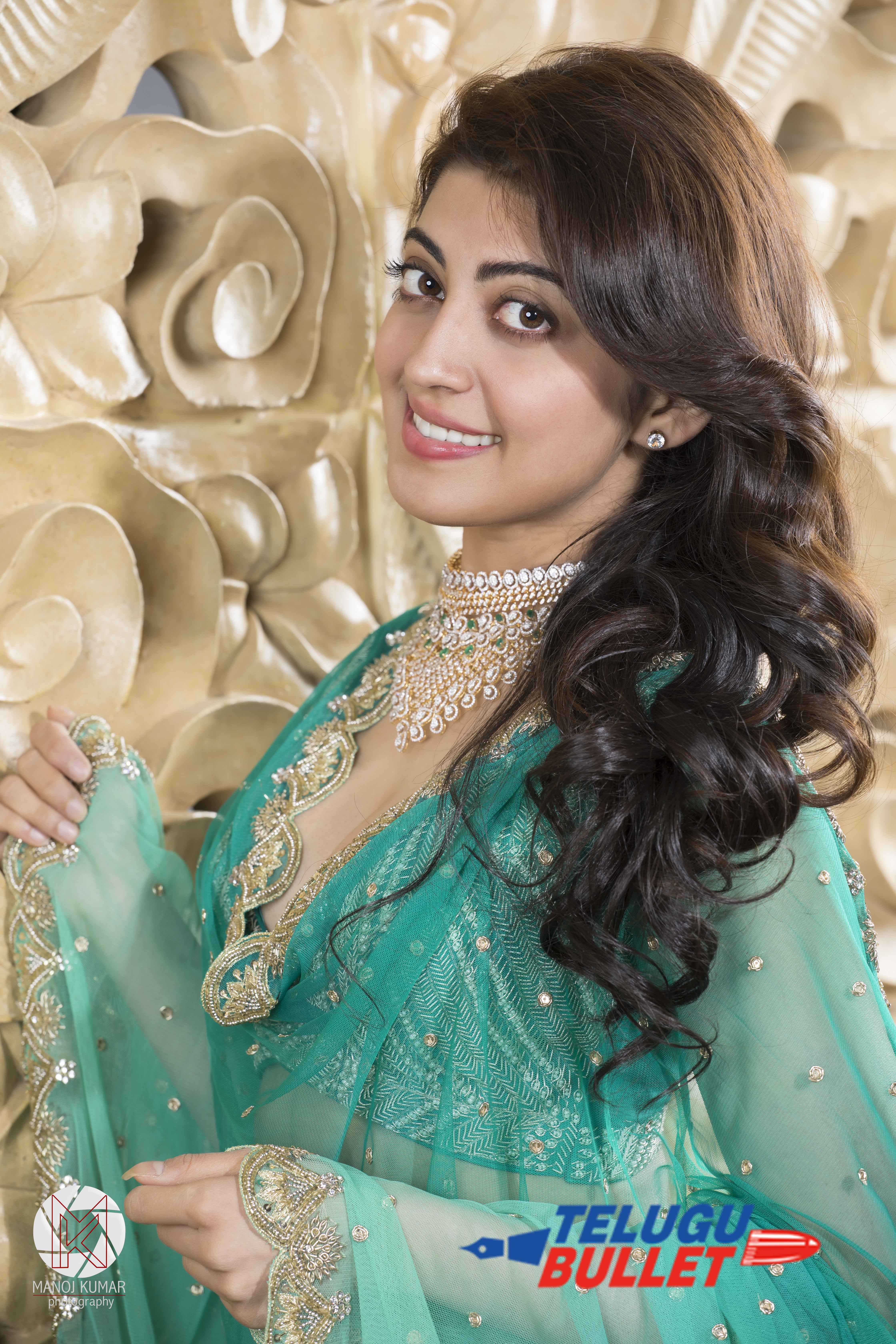 Actress Pranitha Subhash Latest Photos1