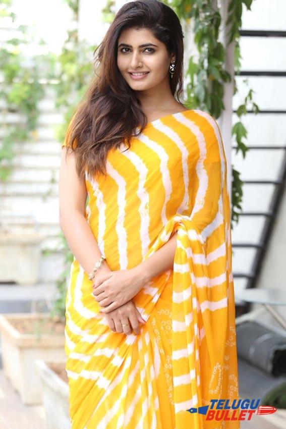 Ashima Narwal Latest Saree Photos
