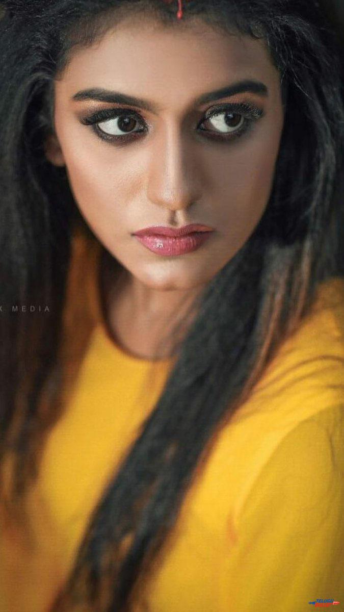 Priya Prakash Varrier Latest Stills