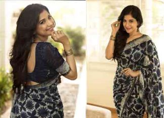 Actress Sakshi Agarwal New Photo shoot