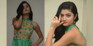 Akshitha Latest Stills