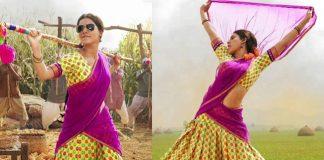 Samantha Stills In Rangasthalam Movie