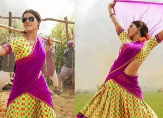 Samantha Stills In Rangasthalam Movie