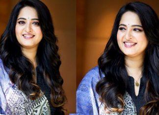 Actress Anushka Shetty Latest Photos