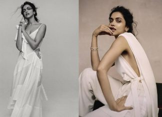 Deepika Padukone poses for Evening Standard Magazine