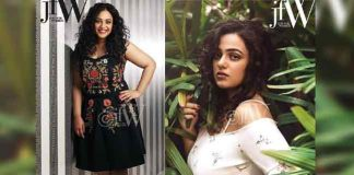 Nithya Menon poses for JFW magazine