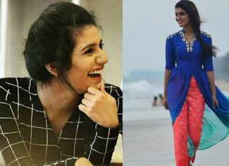 Priya Prakash Varrier Latest Stills