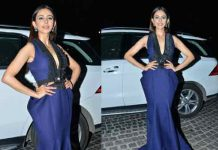rakul preet Singh At Jio Filmfare South Award Photos
