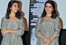 Samantha Akkineni Latest Photo Shoot Photos